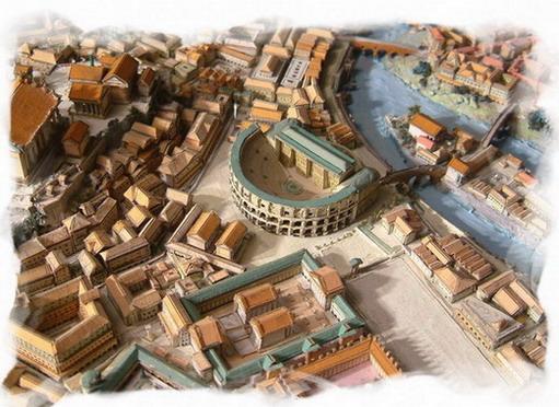Le-thc3a9atre-de-marcellus-maquette-historique-net