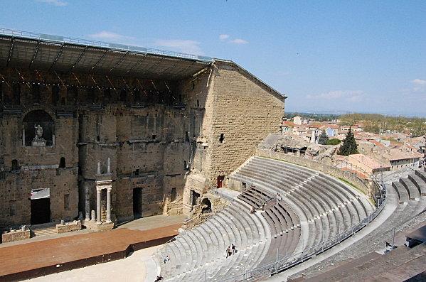 France-Orange-le-theatre--Ancient---6-