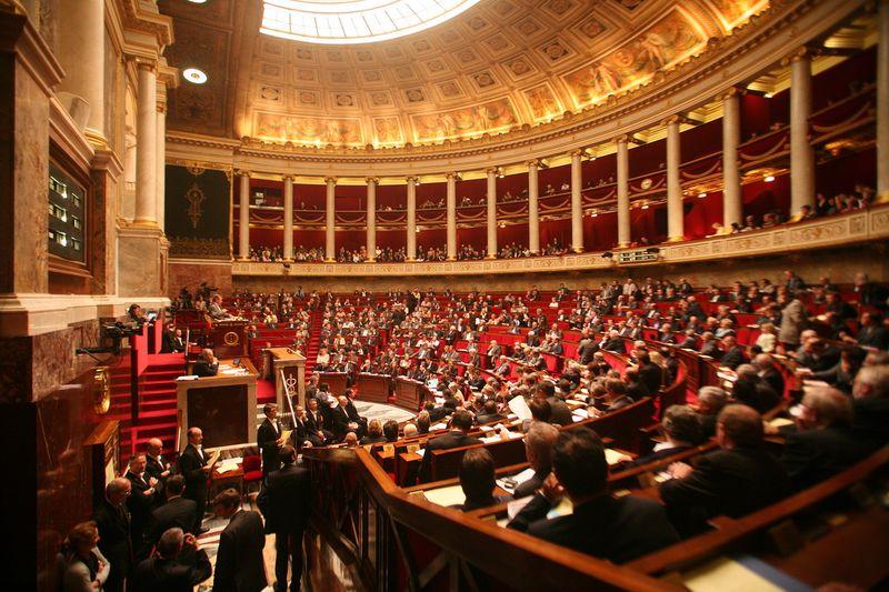 Photographie - parlement français