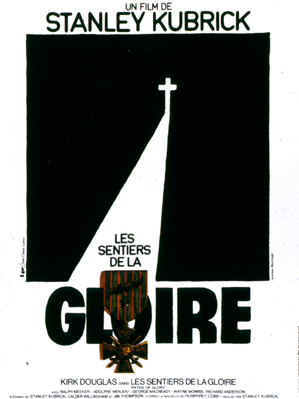 Photographie - affiche Les sentiers de la gloire