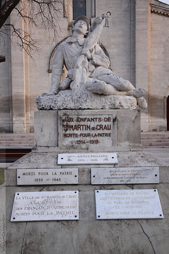 Photographie- Monument aux morts 2