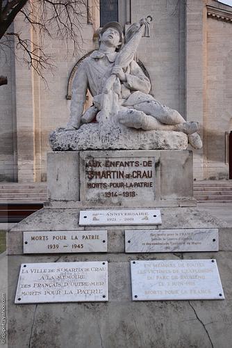 Photographie- Monument aux morts 2