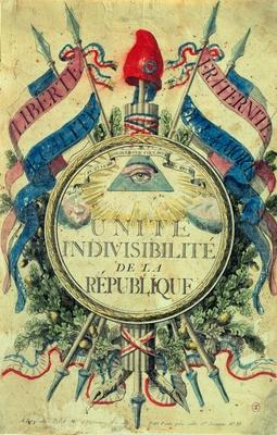 Affiche - République 1792