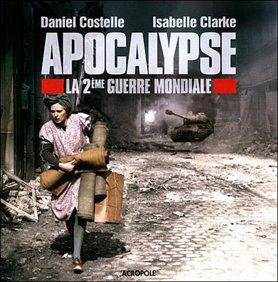 Photographie - couverture Apocalypse