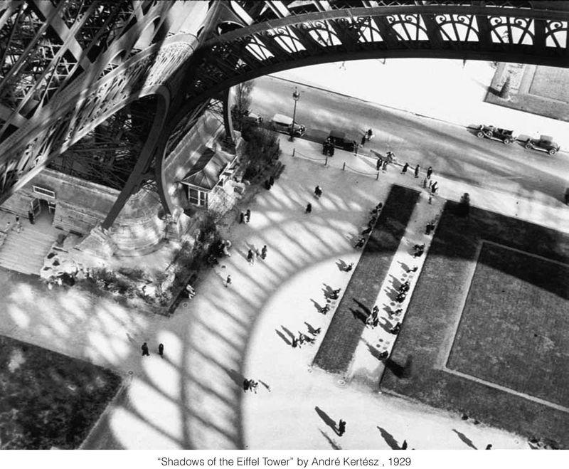 André-Kertész-Shadows-of-the-Eiffel-Tower1