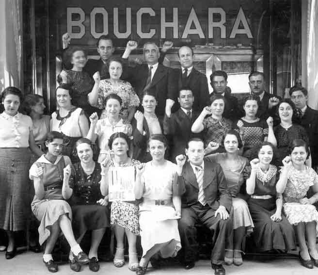 Photographie - grève de 1936 2