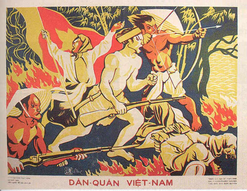 Affiche du Viet Minh