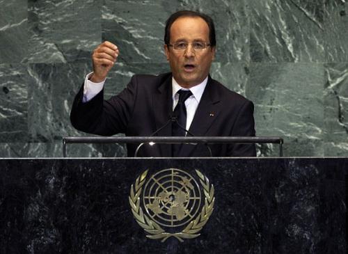 Photographie - président ONU
