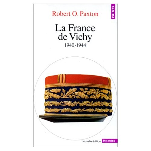 Photographie couverture Robert Paxton