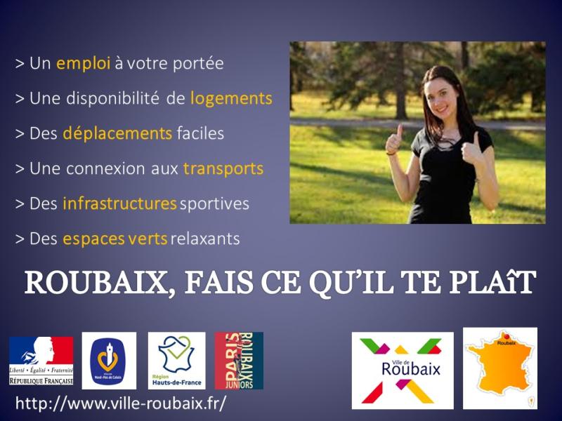 Affiche Roubaix