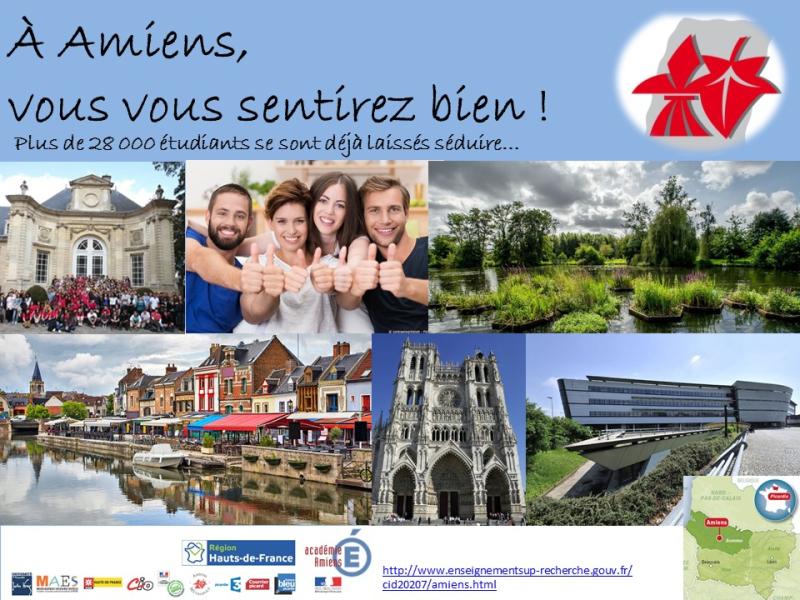 Affiche Amiens