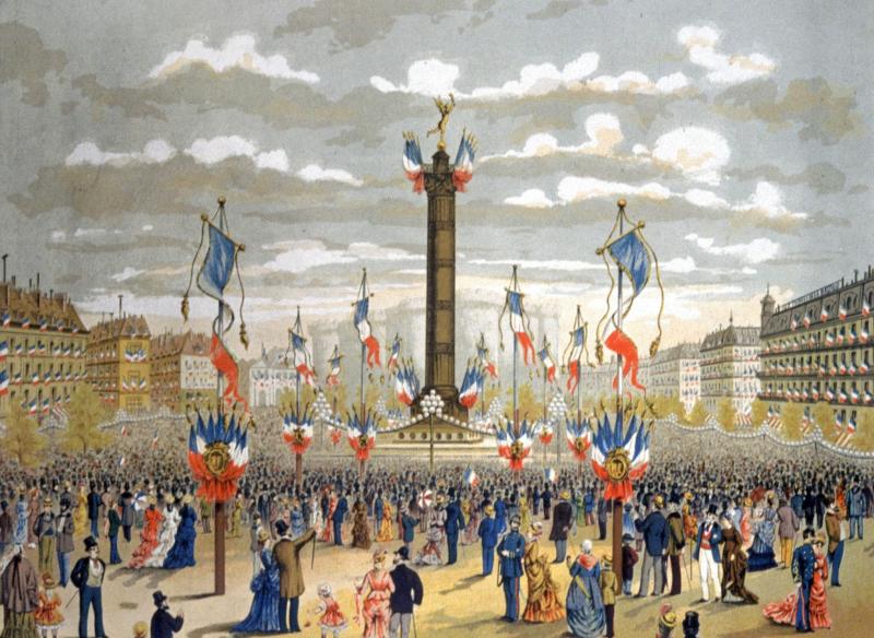 14 juillet 1880