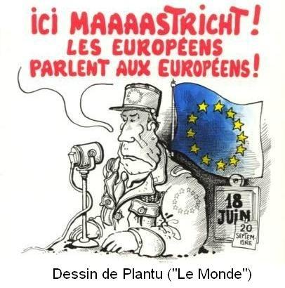 Caricature Maastricht
