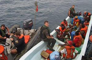 Immigration illégale Mayotte
