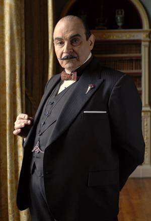 Photographie - Hercule Poirot