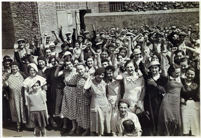 Grève céramique 1936