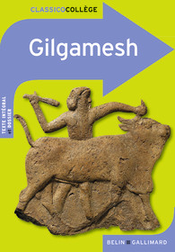 Couverture Gilgamesh