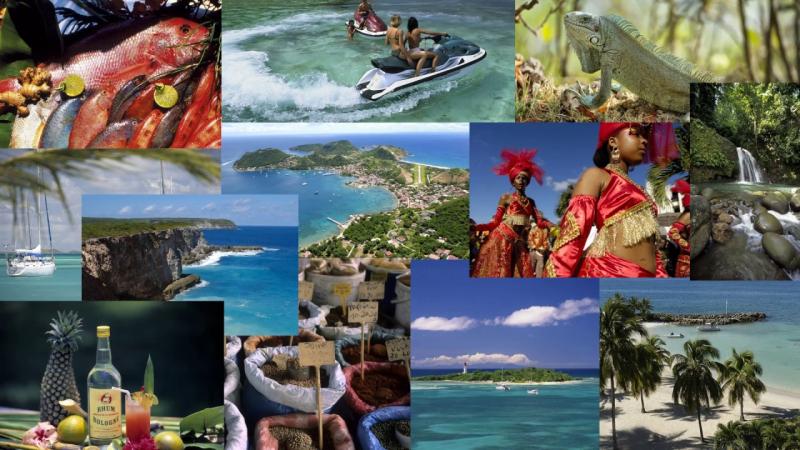 Guadeloupe tourisme