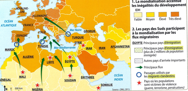 Carte migration 1