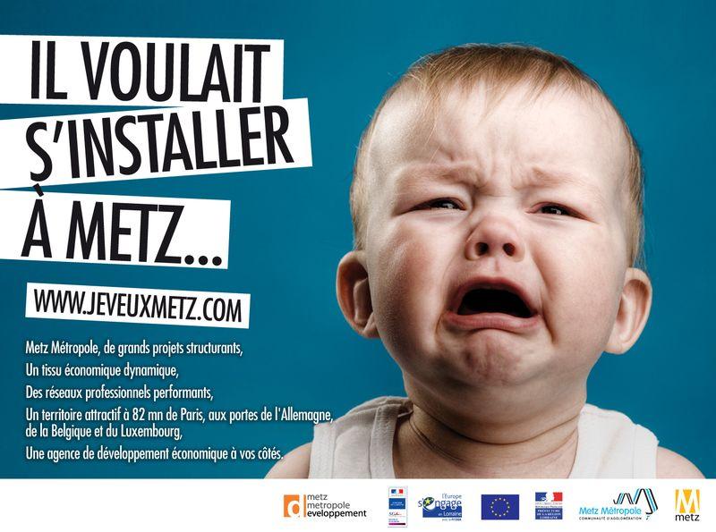 Affiche 5 - Metz