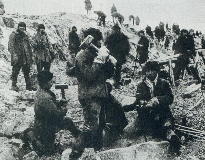Photographie - Goulag 1933