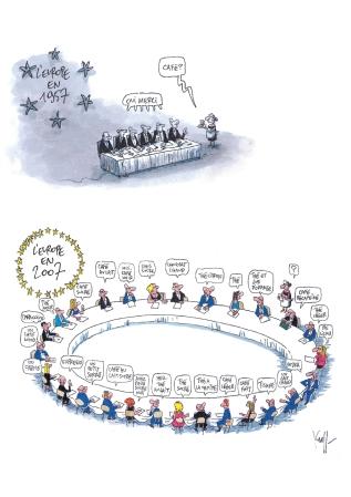 Caricature - UE 2007
