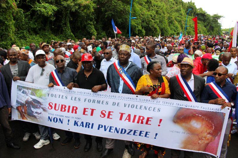 Crise Mayotte 2018
