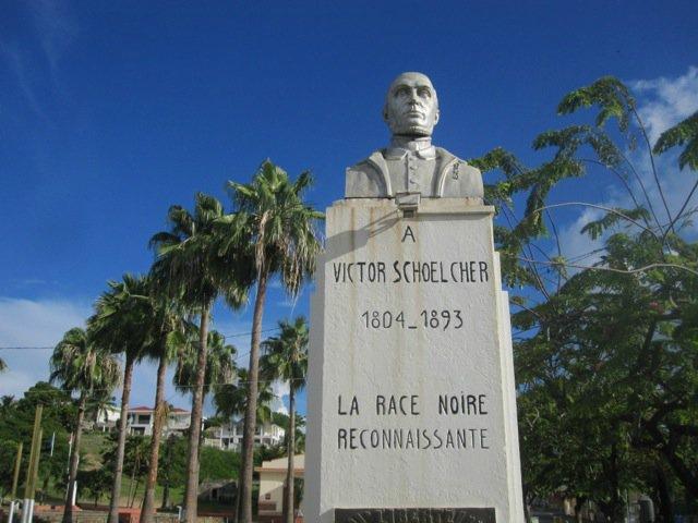 Statue Victor Schoelcher