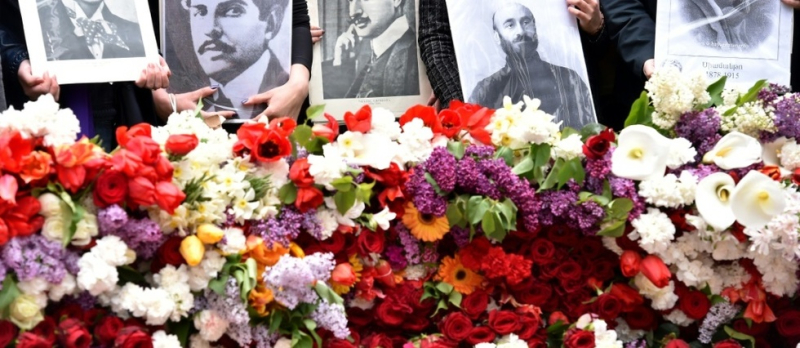 Génocide armémien Commémoration 2