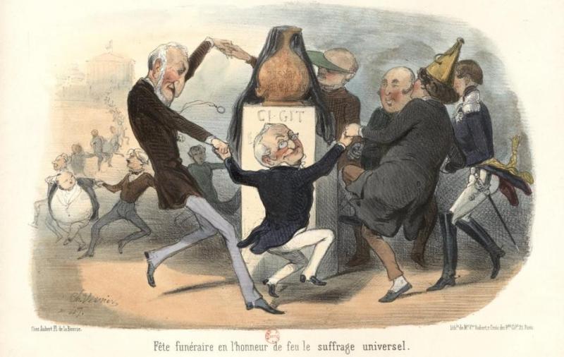 Réduction du suffrage universel